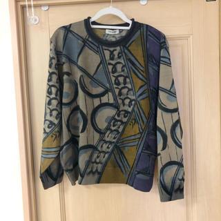 テットオム(TETE HOMME)のテットオム 薄手セーター(ニット/セーター)