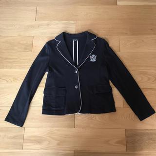 a77a3e61e1d56 コムサイズム(COMME CA ISM)の160㎝☆ コムサ ブレザー 紺色(ドレス