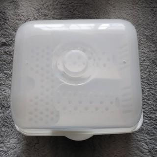 ニシマツヤ(西松屋)の哺乳瓶電子レンジ消毒 西松屋(哺乳ビン用消毒/衛生ケース)