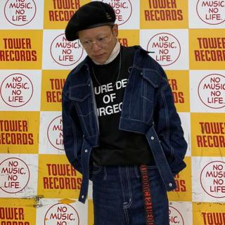 ジーヴィジーヴィ(G.V.G.V.)のDIR EN GREY 京さん着用 デニムジャケット G.V.G.V(Gジャン/デニムジャケット)