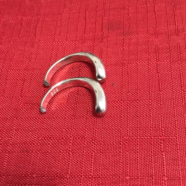 925切れたリング レディースのアクセサリー(リング(指輪))の商品写真