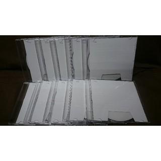 ミツビシ(三菱)のDVD-R DL 記録用 ケース付き10枚セット(その他)