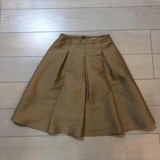 エクリュフィル(ecruefil)のecruefil 膝丈スカート(ひざ丈スカート)