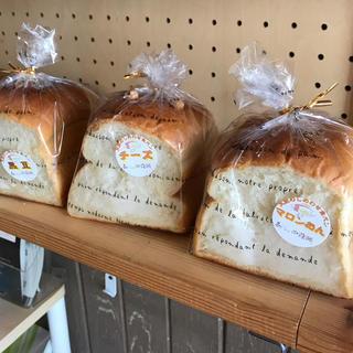 ♫焼きたて食パン♫半斤販売スタート(パン)
