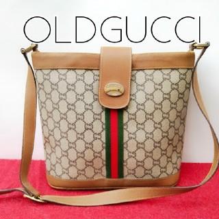 44c77dc4234e グッチ(Gucci)の良品 オールドグッチプラス シェリーライン ビンテージショルダーバッグ 正規品