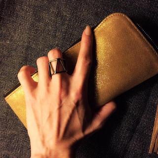 ロンハーマン(Ron Herman)のゴールド♡おさいふ♡(財布)