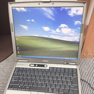 デル(DELL)のデルD610(ノートPC)