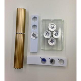 SALE(保証期間内)電動トゥースクリーナー クリスタルブラン(歯ブラシ/デンタルフロス)