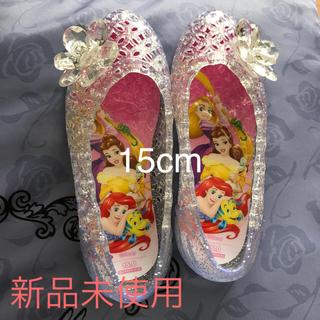 ディズニー(Disney)のプリンセス 靴(サンダル)