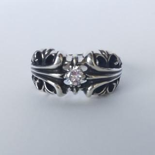クロムハーツ(Chrome Hearts)のK&Tリング ダイヤ 29号(リング(指輪))