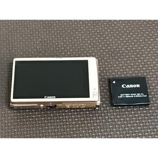 Canon  IXY  430F ゴールド(コンパクトデジタルカメラ)