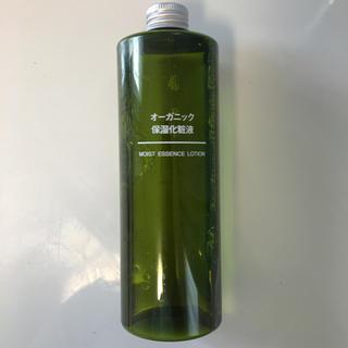 ムジルシリョウヒン(MUJI (無印良品))の無印良品 オーガニック 保湿化粧水(化粧水 / ローション)