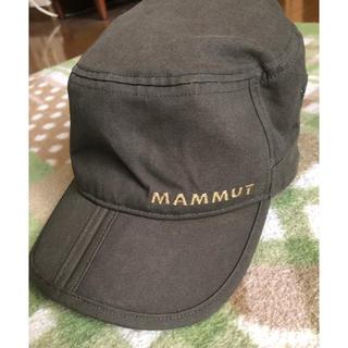 マムート(Mammut)の希少 マムート ワークキャップ L.XL(その他)