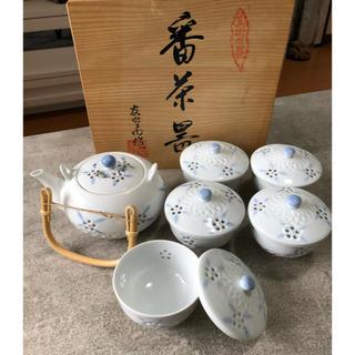 有田焼 急須 湯呑茶碗 セット(食器)