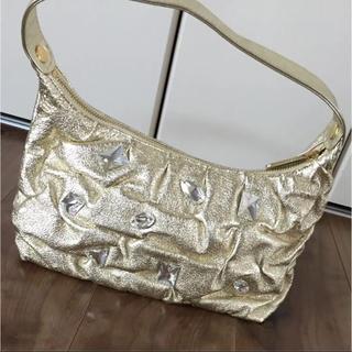 アッシュアンドダイアモンド(ASH&DIAMONDS)のアッシュアンドダイヤモンド ビジューバッグ(ハンドバッグ)