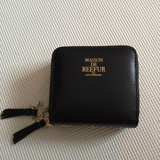 メゾンドリーファー(Maison de Reefur)のMAISON DE REEFUR  スターウォレット(財布)