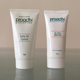 プロアクティブ(proactiv)のプロアクティブ オイルコントロール&オイルフリーモイスチャー 2点セット(その他)