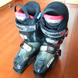 アトミック(ATOMIC)のATOMIC  スキーブーツ  27.0〜27.5(ブーツ)