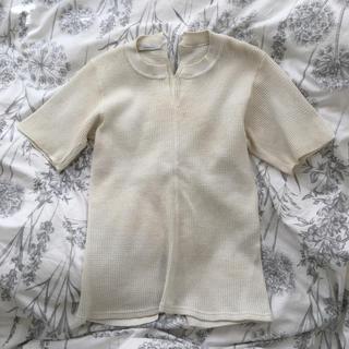フィーニー(PHEENY)のpheeny thermal tops(Tシャツ(半袖/袖なし))