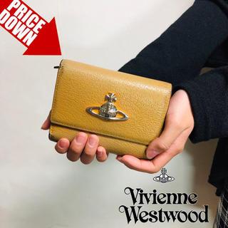 ヴィヴィアンウエストウッド(Vivienne Westwood)の正規品Vivienne Westwood【激安特価】コンパクトで人気の折財布(財布)