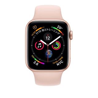 アップルウォッチ(Apple Watch)のApple Watch Series4    最新型   New!! 値下げ!(腕時計(デジタル))