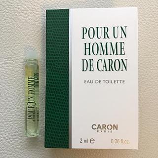 キャロン(CARON)のプール アン オム ド キャロン オードトワレ 2ml(香水(男性用))