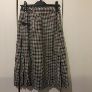 アクアスキュータム(AQUA SCUTUM)のロングスカート(ロングスカート)