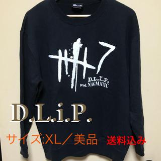 """DLIP RECORDS """"NAGMATIC"""" スウェット トレーナー [XL](スウェット)"""