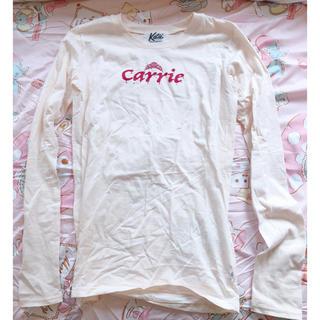 ケイティー(Katie)の週末セール♡Katie Carrie ロングTシャツ お買い得(Tシャツ(長袖/七分))