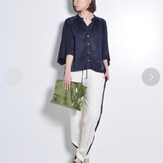 ルカ(LUCA)の【ゆきんこ様 専用】LUCA 裾割れサイドラインパンツ(その他)