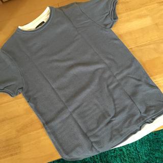 ザラ(ZARA)のZARA 重ね着風Tシャツ(Tシャツ/カットソー(半袖/袖なし))