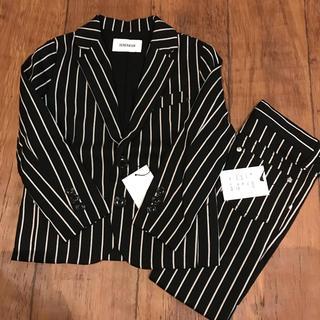 ジェネレーター(GENERATOR)のGENERATOR♡スーツ♡ブラック♡110(ドレス/フォーマル)