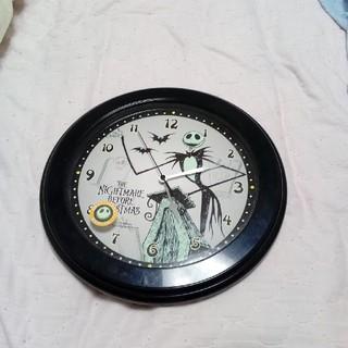 ディズニー(Disney)の壁掛け時計ナイトメアキャラクター、ディズニー(掛時計/柱時計)