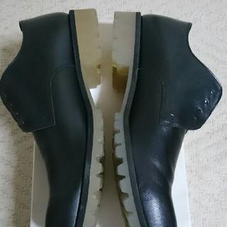 パドローネ(PADRONE)のPADRONE パドローネ 革靴 ブラック(ドレス/ビジネス)