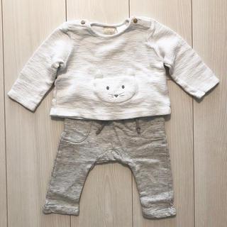 ザラ(ZARA)のzara mini セットアップ(Tシャツ)