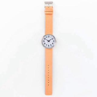ムジルシリョウヒン(MUJI (無印良品))の【新品】MUJI WRIST WATCH 腕時計・公園の時計・大(腕時計)