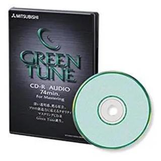 ミツビシケミカル(三菱ケミカル)の◆即日発送◆ GREEN TUNE MUR74GT1 マスターディスク用CD-R(その他)