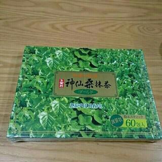 ありす様専用  神仙 桑抹茶 ゴールド60包×2箱(茶)