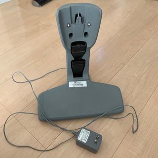 エレクトロラックス(Electrolux)のエルゴラピード 充電ステーション 未使用ブラシあり(掃除機)