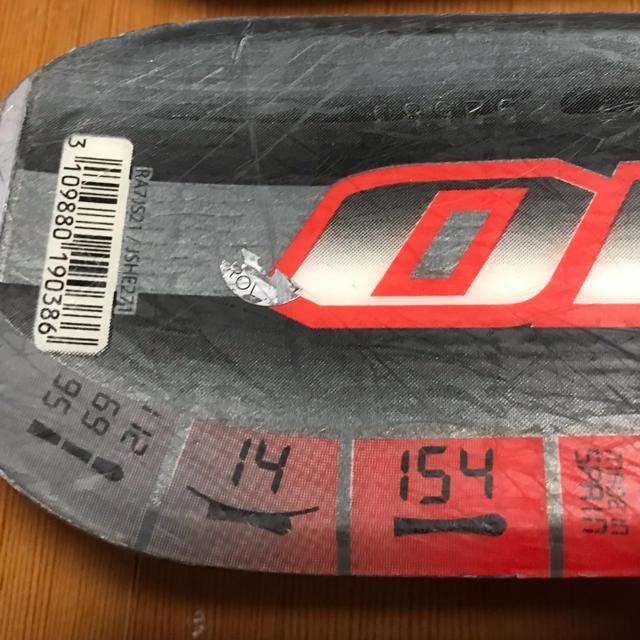 ROSSIGNOL(ロシニョール)の🎯最終値下げ・ROSSIGNOL スキー板 スポーツ/アウトドアのスキー(板)の商品写真
