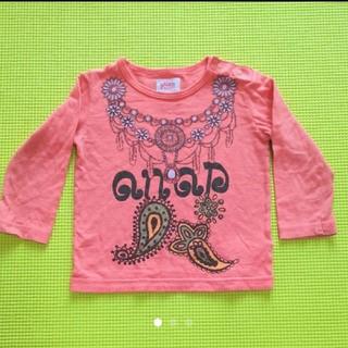 アナップキッズ(ANAP Kids)のANAP kids ロンT Tシャツ(Tシャツ/カットソー)