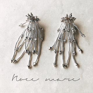 harunyan様専用 -silver shower- イヤリング変更(イヤリング)