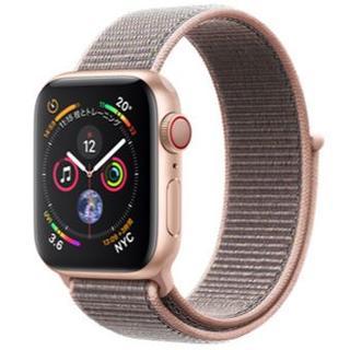 アップルウォッチ(Apple Watch)のApple Watch Series 4 GPS+セルラー 40mm(腕時計(デジタル))
