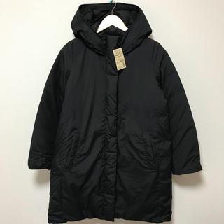 ムジルシリョウヒン(MUJI (無印良品))の新品 無印 オーストラリア ダウン ジャケット レディース XL ジャンパー 黒(ダウンジャケット)