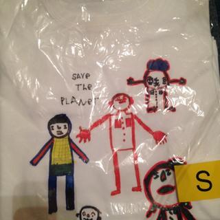 マルニ(Marni)の【未使用&未開封】マルニ チャリティTシャツ(Tシャツ(半袖/袖なし))