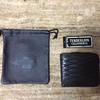 テンダーロイン(TENDERLOIN)の専用になります。tenderloin×バックドロップ ウォレット(長財布)