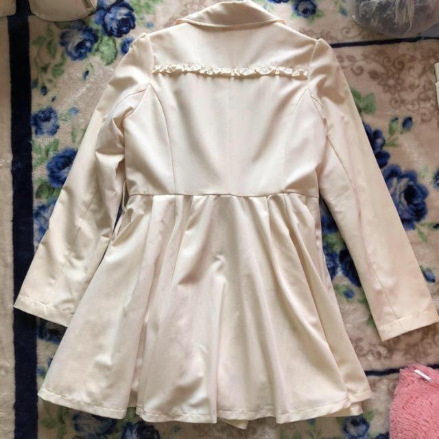 しまむら(シマムラ)のリズメロ、スプリングコート レディースのジャケット/アウター(スプリングコート)の商品写真