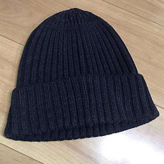 コムサイズム(COMME CA ISM)の【新品未使用】COMME CA ISM レディース ニット帽(ニット帽/ビーニー)
