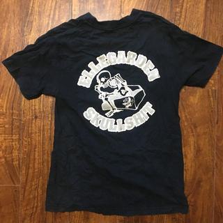 スカルシット(SKULL SHIT)のエルレガーデン Tシャツ ELLEGARDEN Tシャツ Sサイズ 黒(Tシャツ(半袖/袖なし))