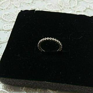チップさま用 つぶつぶしているリング(リング(指輪))